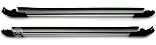 Toyota RAV4. Nauji aliuminium slenksciai rav 4 nuo 13m.vezu is