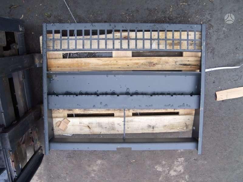 Bobcat, -, sandėliavimo ir krovimo technika