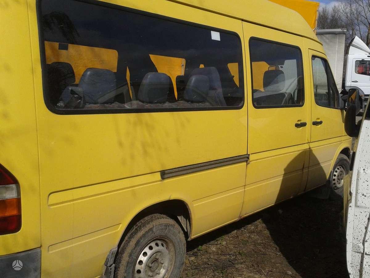 Mercedes-Benz, Sprinter 312, keleiviniai mikroautobusai
