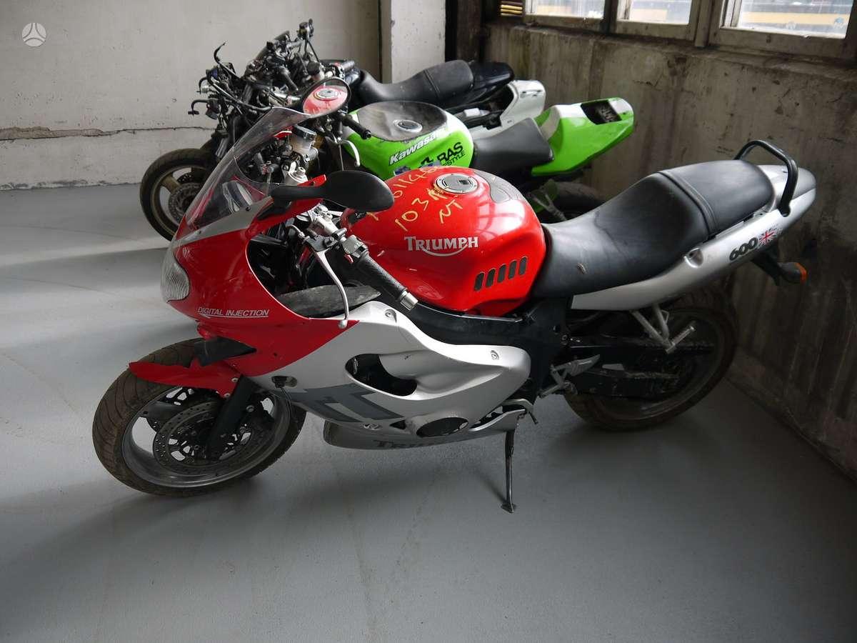 Triumph TT, sportiniai / superbike
