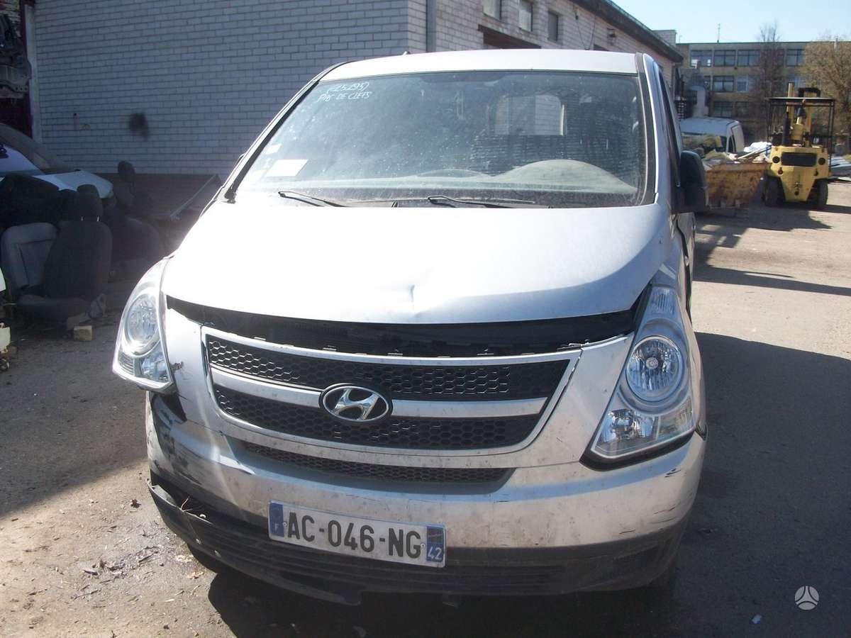 Hyundai, H-1, krovininiai mikroautobusai