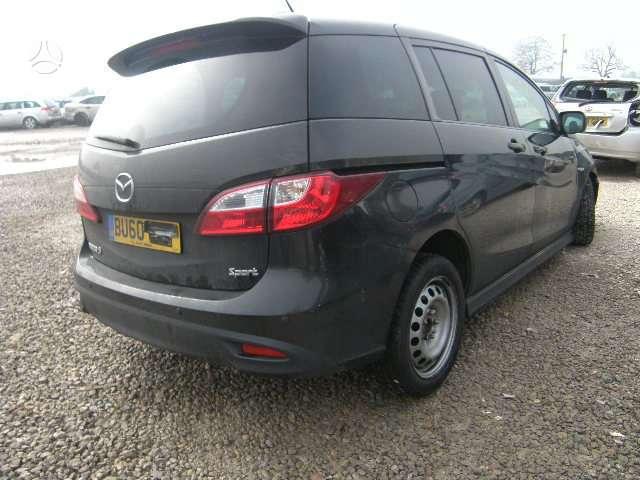 Mazda 5 dalimis. Is anglijos, srs, abs, odinis salonas,...