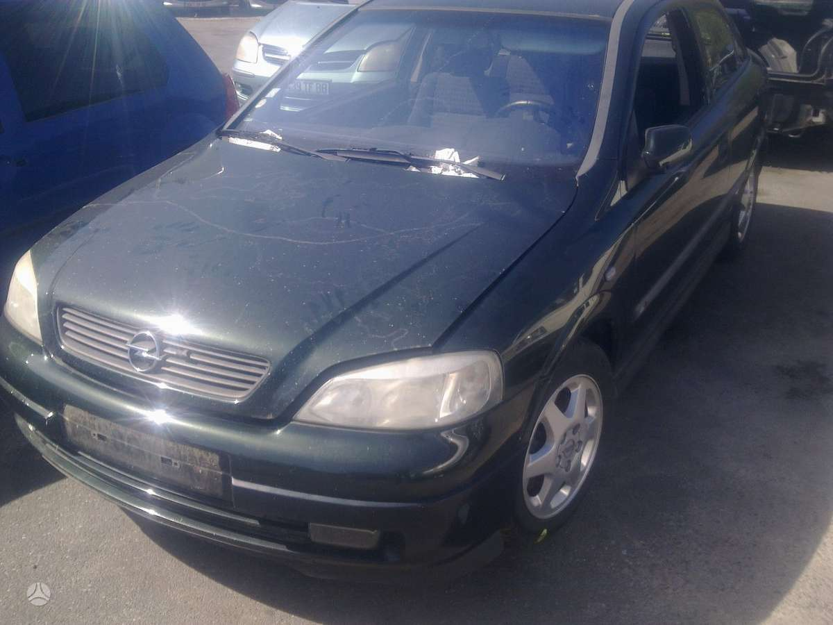 Opel Astra. 1.4;1.6;1.8;2.0; 1.7d; 2.0d