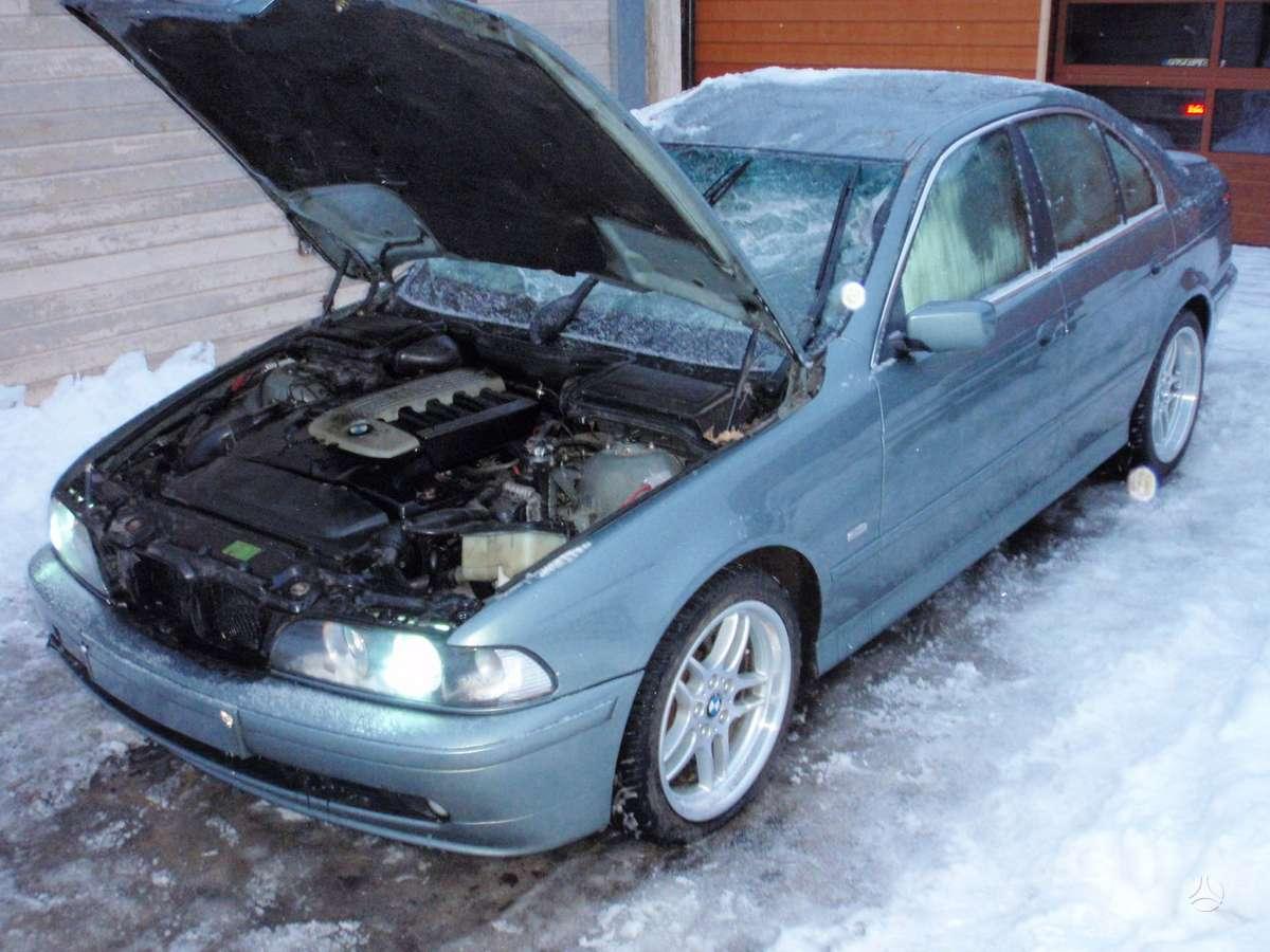 BMW 525 dalimis. Bmw520i 1997-2001m.  bmw525tds 1996-1999m.