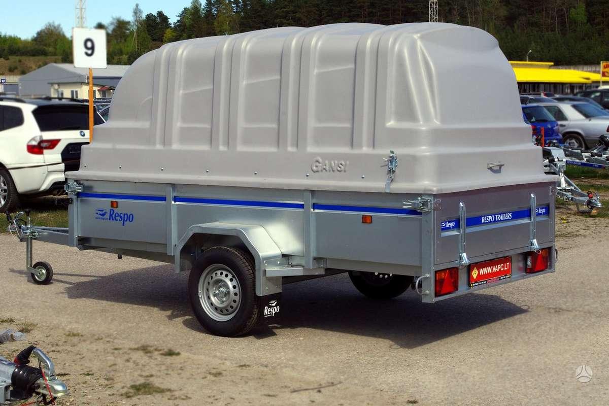 Respo 750M301L150-42 PL, lengvųjų automobilių priekabos