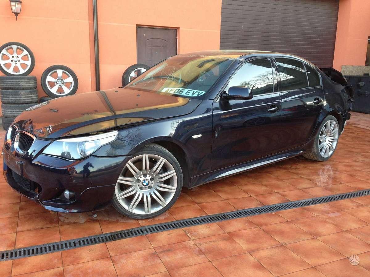 BMW 530 dalimis. Bmw520i 2004m.  bmw520d 2006m. bmw525d 2004-