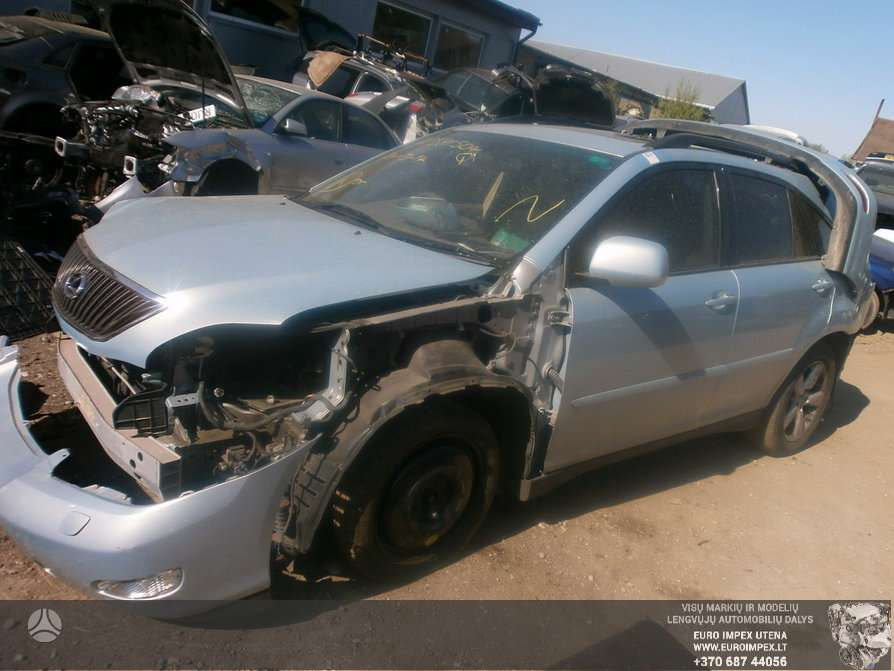 Lexus RX 300 dalimis. Automobilis ardomas dalimis:  lexus rx -