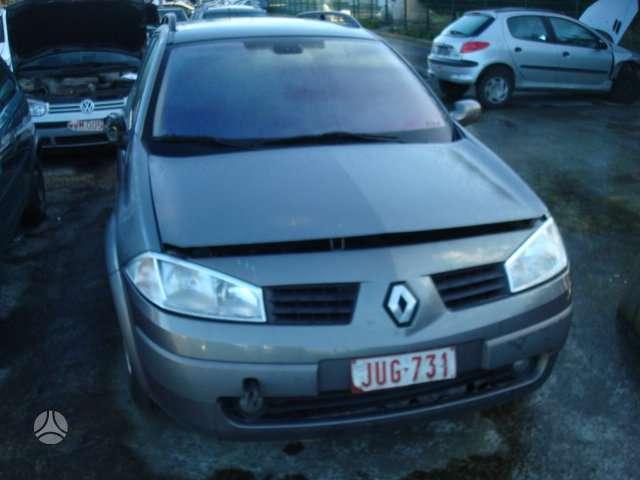 Renault Megane. Europa tel 8 5 2436774 8 699 30626 8 650 38686