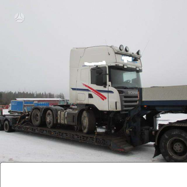 Scania R470, vilkikai