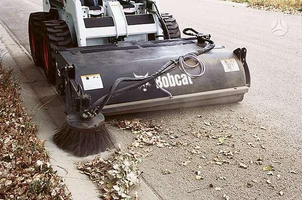Bobcat Bunkerinė šluota 183 cm, Šlavimo mašinos