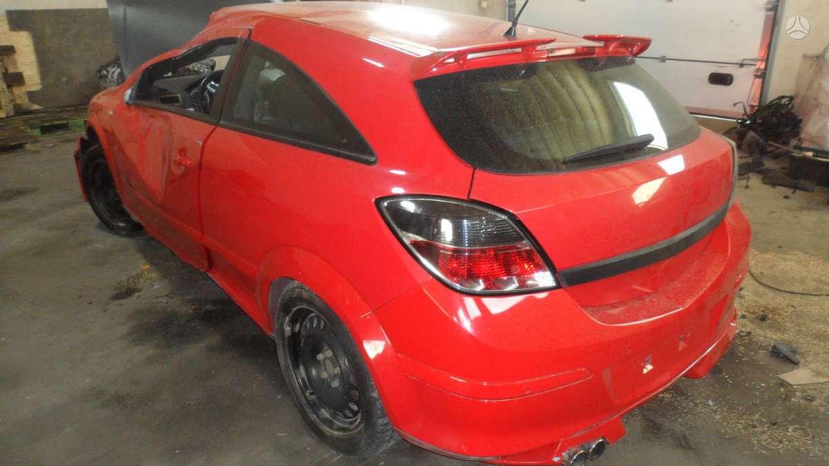 Opel Astra. Naudotos dalys