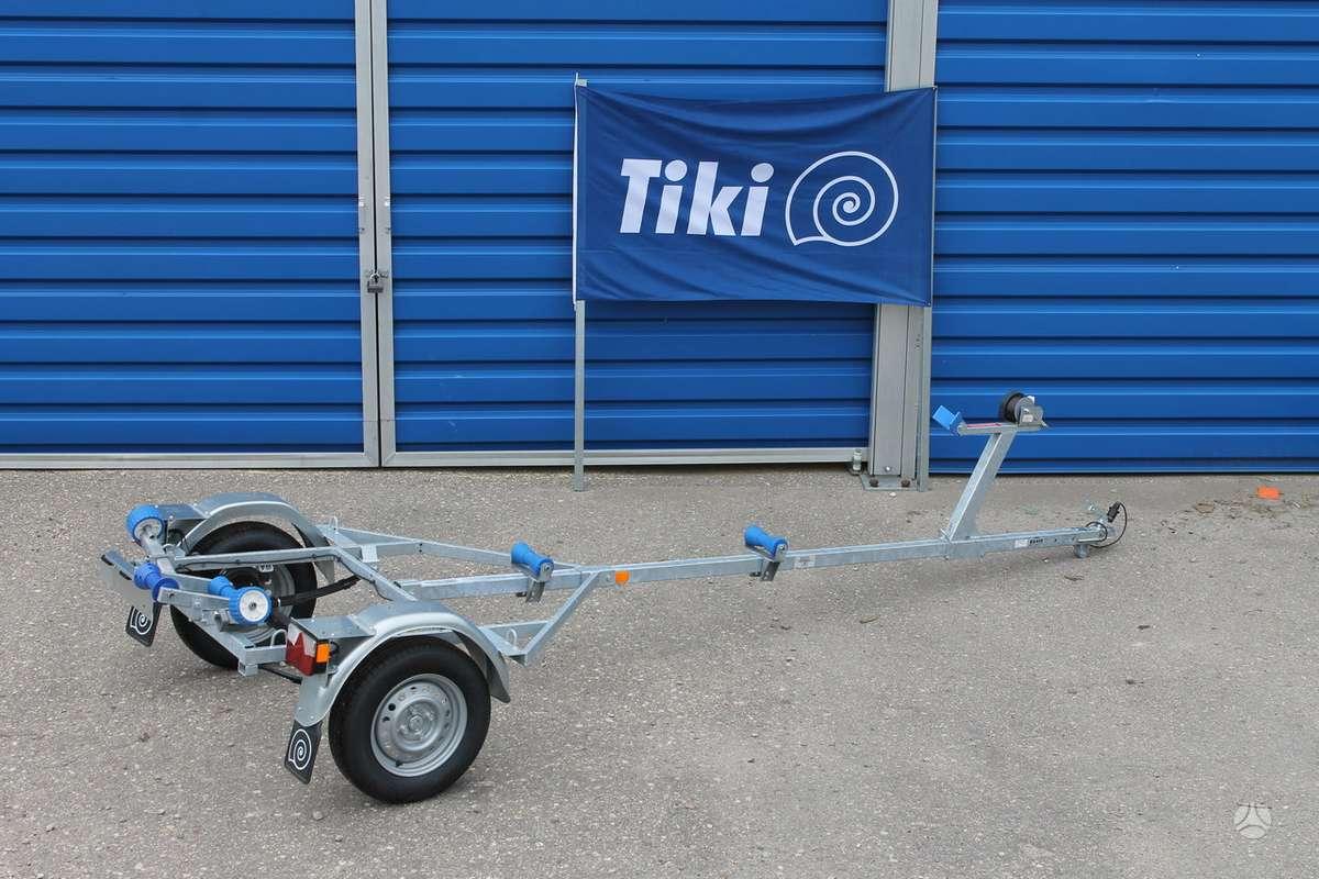 Tiki Treiler Akcija BS450L/LW/R/RW, vandens transporto