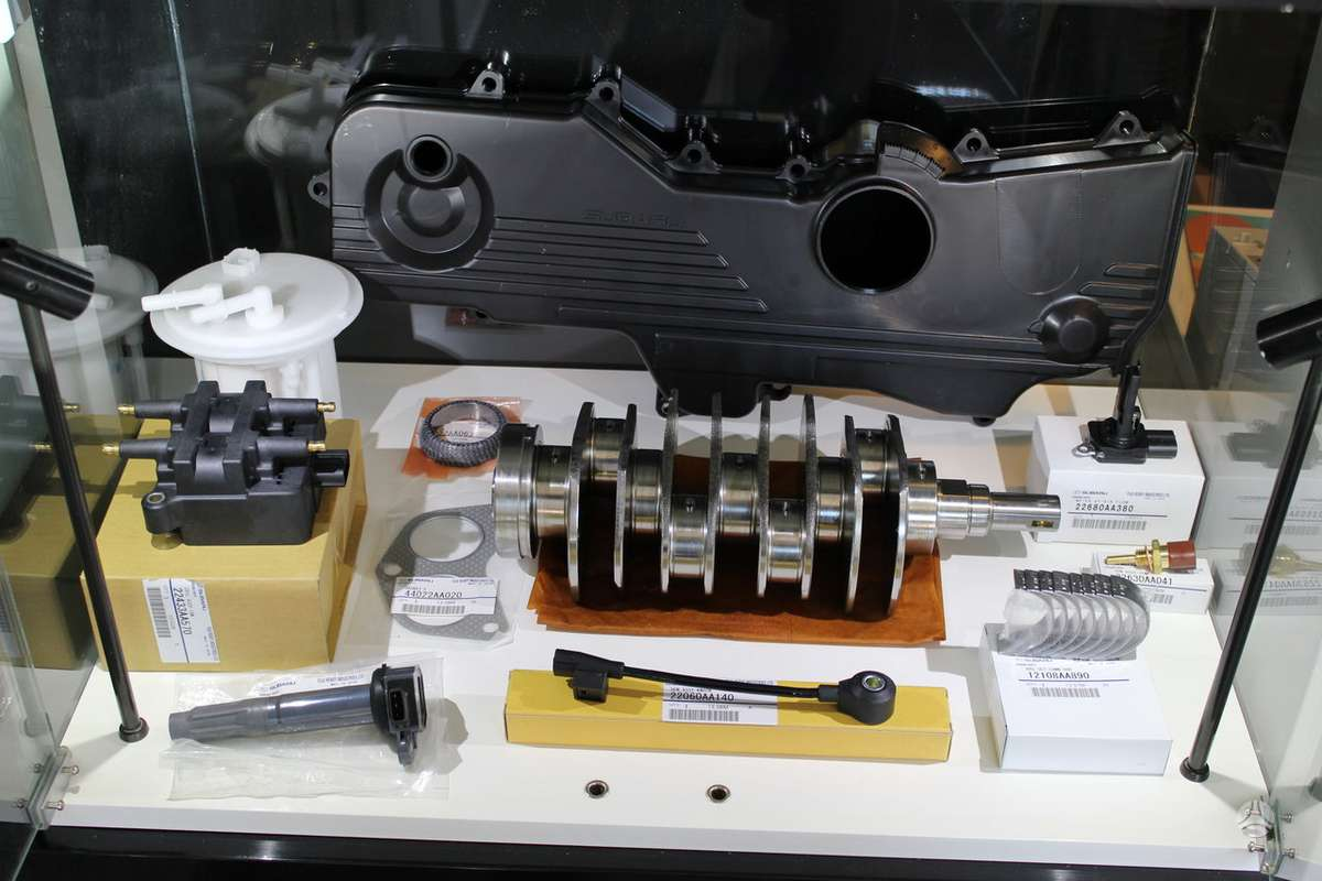 Subaru Forester. Subaru.  subaru naujos originalios dalys