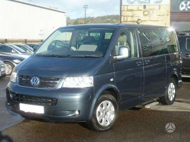 Volkswagen, Caravelle