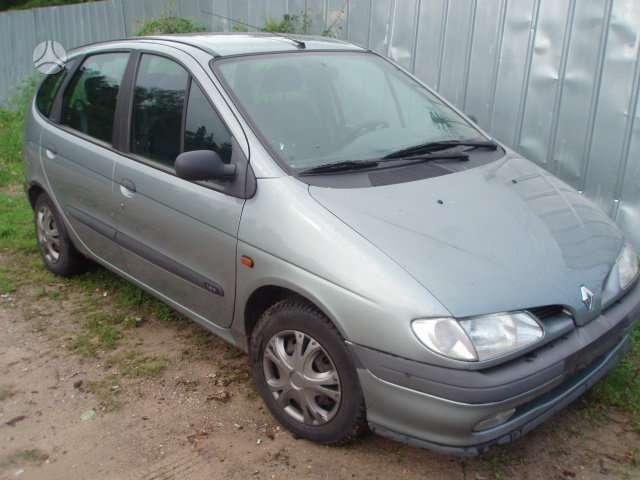 Renault Scenic dalimis. 1997-2001m 1.4, 1.6, 1.9d