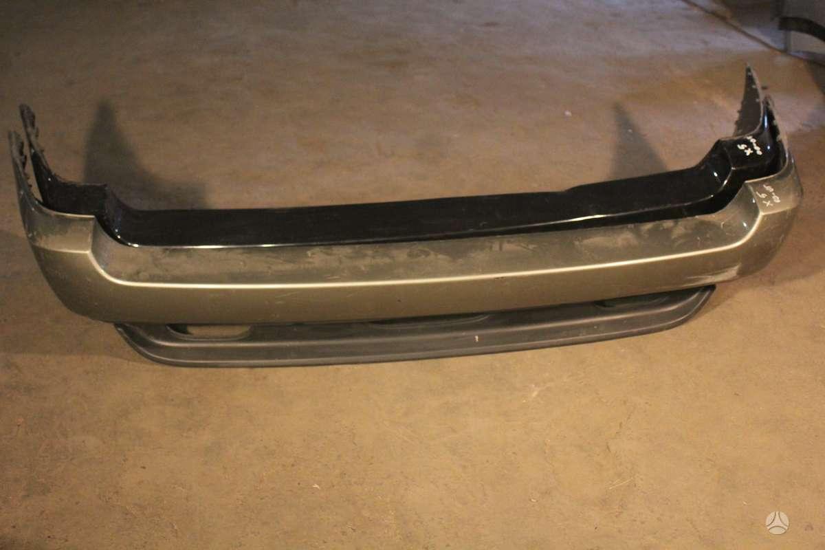 BMW X5 bamperiai