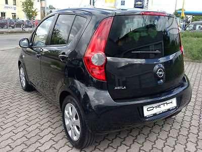 Opel Agila. Variklis 1,2ltr. k12b