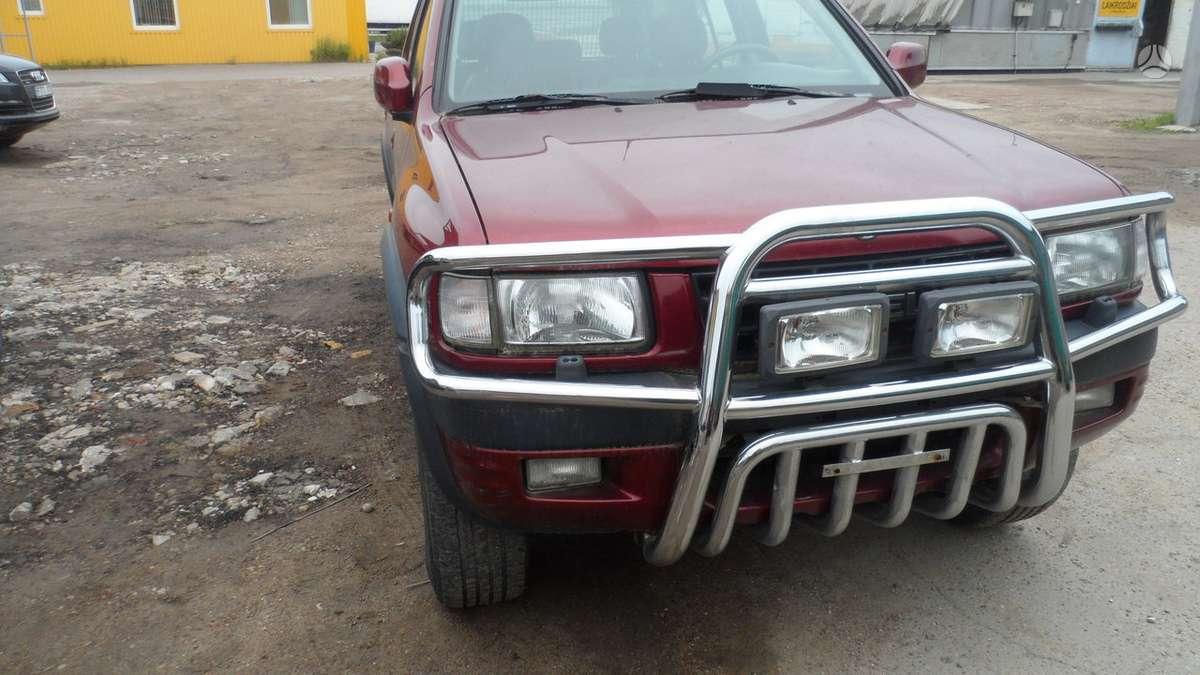 Opel Frontera dalimis. Naudotos dalys