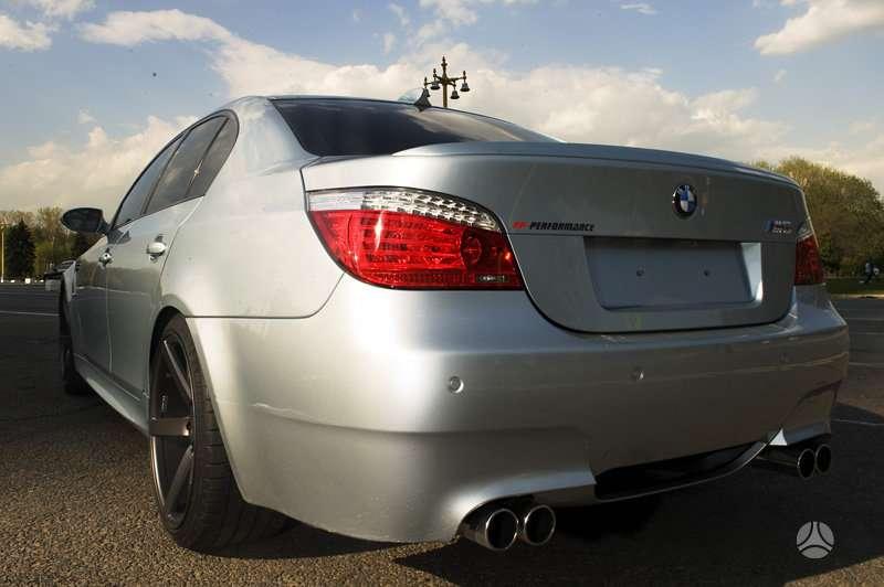 BMW M5 e60 paketas