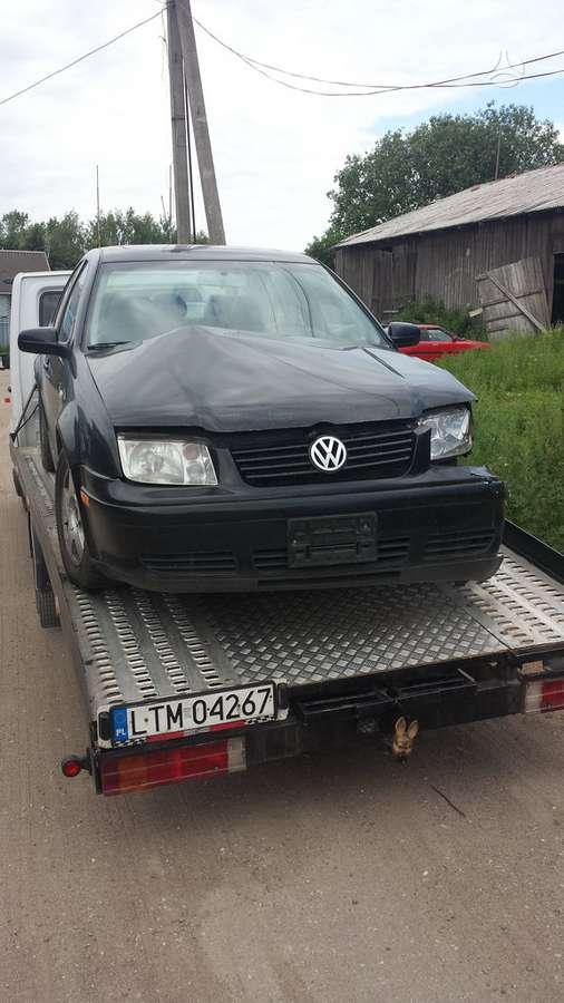Volkswagen Bora dalimis. Volksvagen jetta 1.9tdi 66kw, , dalimis,