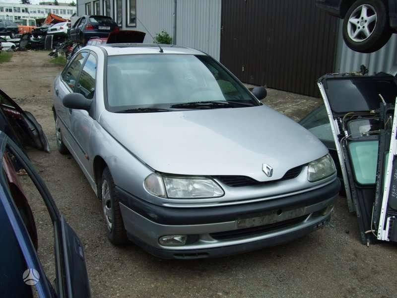 Renault Laguna. Dalimis.uab
