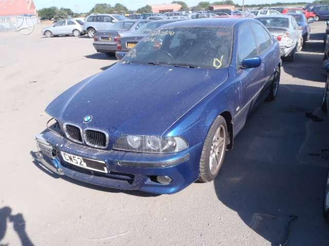 BMW 520 dalimis. Platus bmw daliu pasirinkimas ardome jau 12