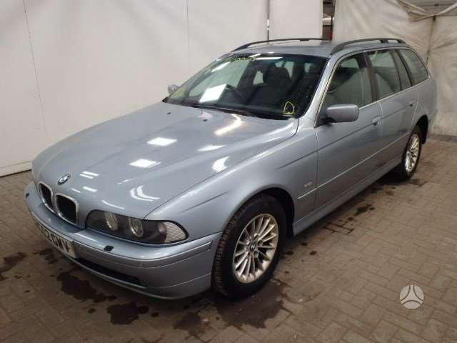 BMW 530 dalimis. Platus bmw daliu pasirinkimas ardome jau 12