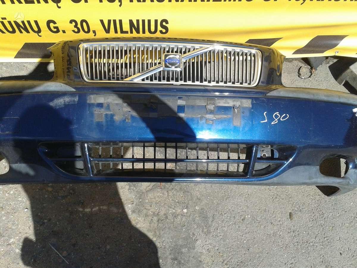 Volvo S80. Buferis skambinti tel ; 37069136489, 37067391206