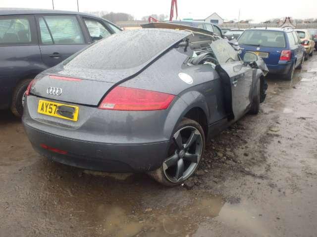 Audi TT. Variklio raides bwa gr. dezes raides  kcz