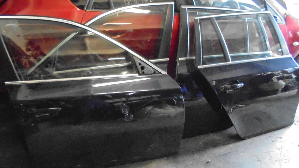 BMW 5 serija. Tik pilnos durys