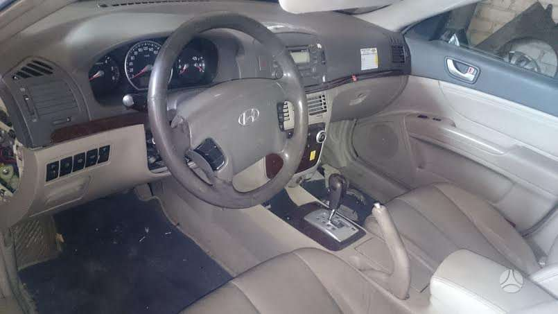 Hyundai Sonata. Tel; 8-633 65075 detales pristatome beveik