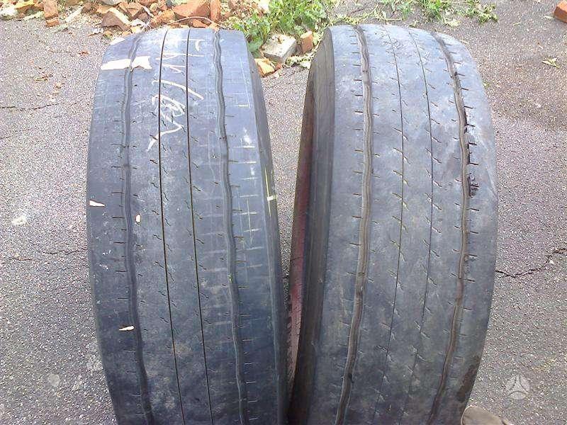 Dunlop SP252, kita 265/70 R19,5