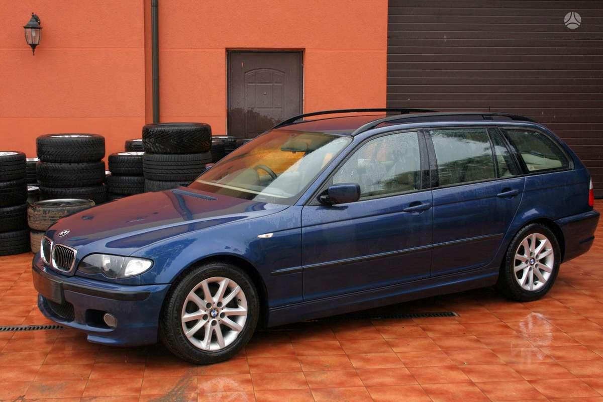BMW 320 dalimis. Bmw 3 klasės e46 coupe, cabrio, sedan, compact,