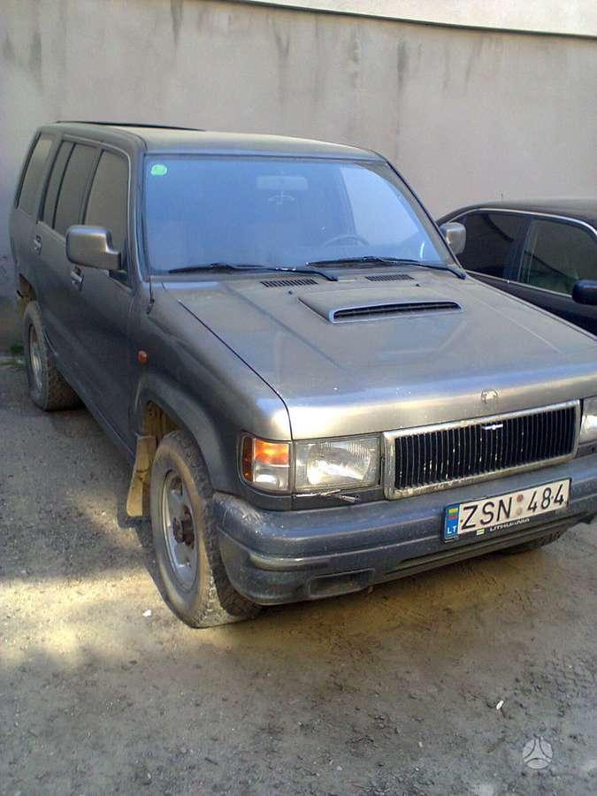 Opel Monterey. Skambinti 863913368