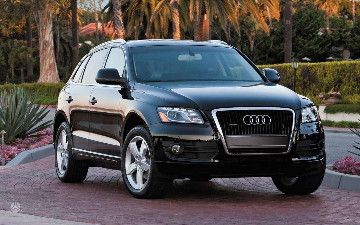 Audi Q5 dalimis. !!!! tik naujos originalios dalys !!!!  !!!