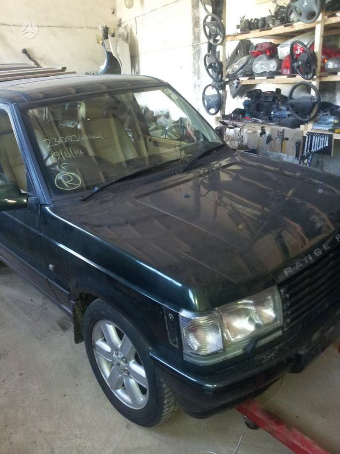 Land Rover Range Rover dalimis