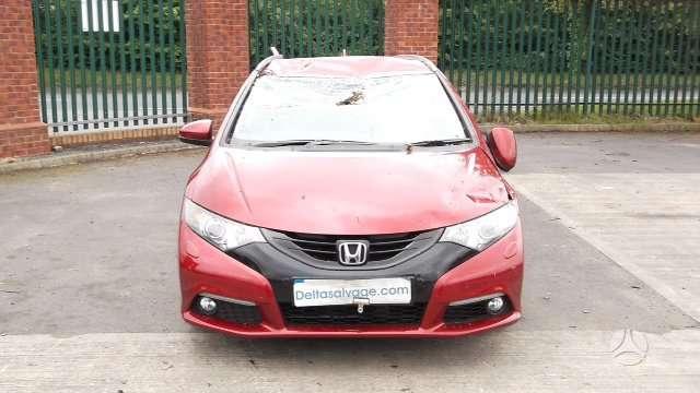 Honda Civic dalimis