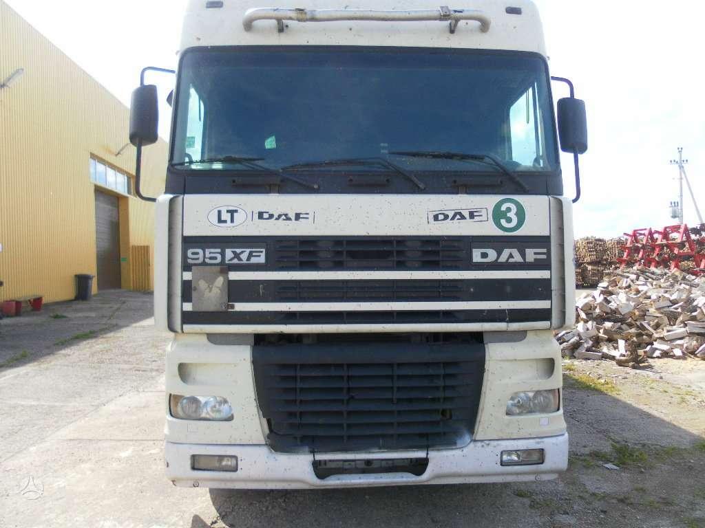 DAF FA 95XF Naudotos dalys, sunkvežimiai