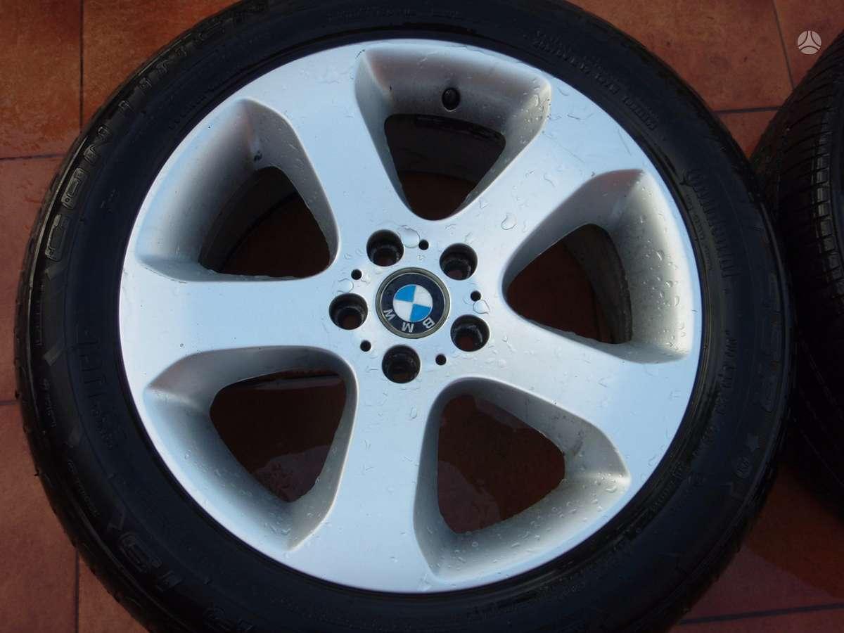Borbet BMW LA wheel, star spoke 132, lengvojo lydinio, R19