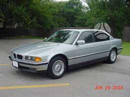 BMW 740. Europa iš šveicarijos(ch) возможна доставка в ru, kz,