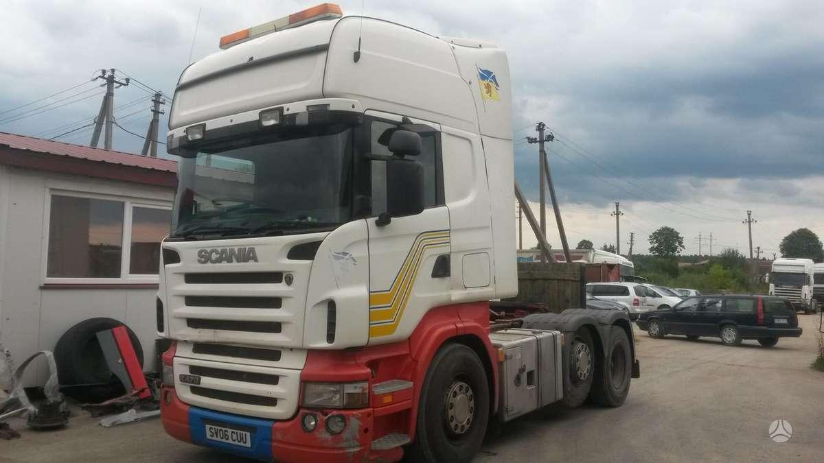 Scania, r serija  470, vilkikai