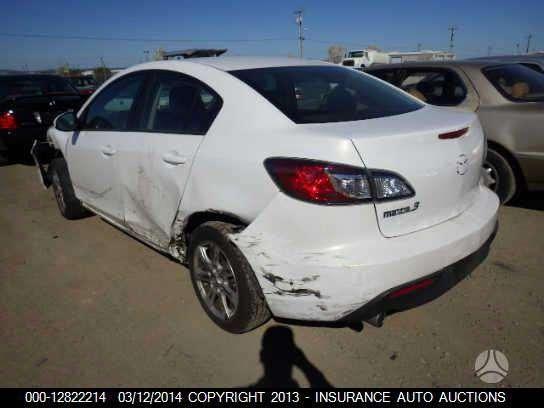 Mazda 3. Usa