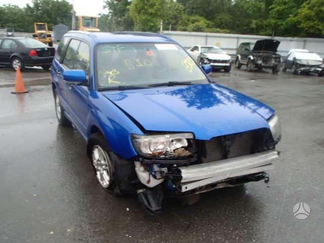 Subaru Forester. Usa