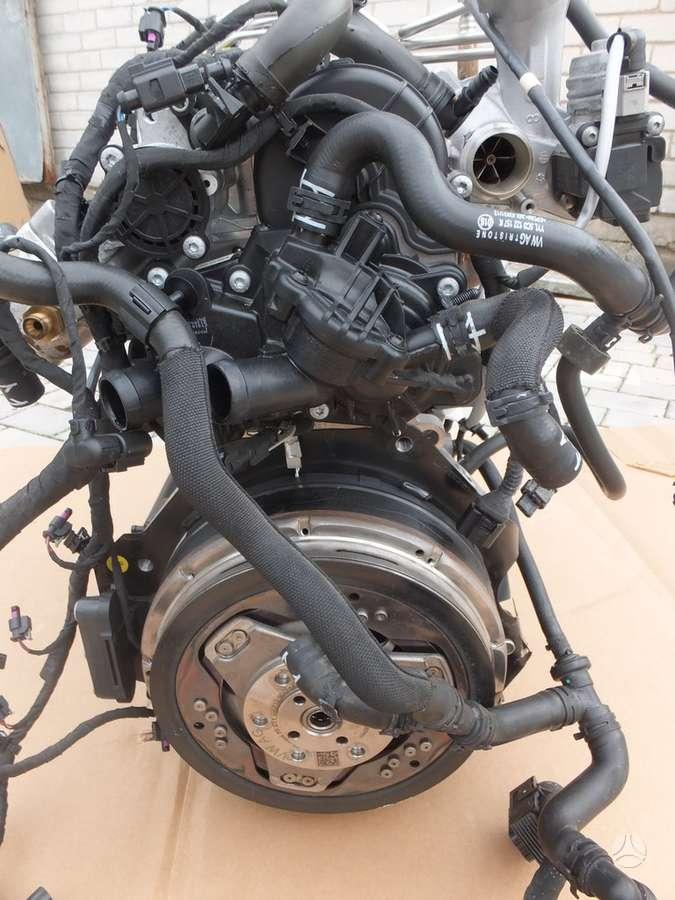 Volkswagen Jetta. 1.4 variklis, kodas crj, 2000km!