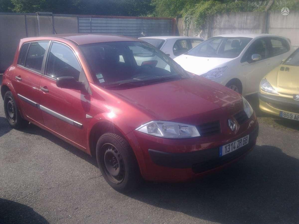 Renault Megane. 1.4;1.6;1.5dci;1.9dci