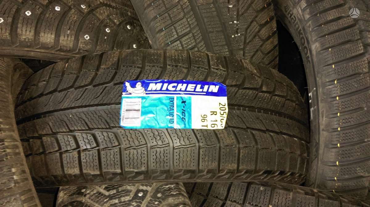 Michelin, X-ICE, universaliosios 205/60 R16