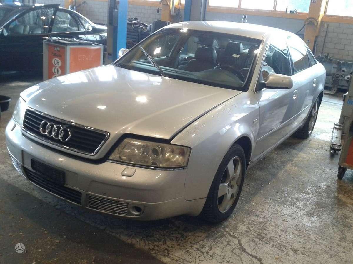 Audi A6. Bi turbo quattro  europa iš šveicarijos(ch) возможна
