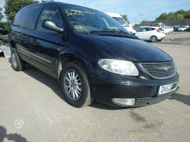Chrysler Town & Country dalimis. 3,8 / 3,3 / 2,4 / 2,5crd  /