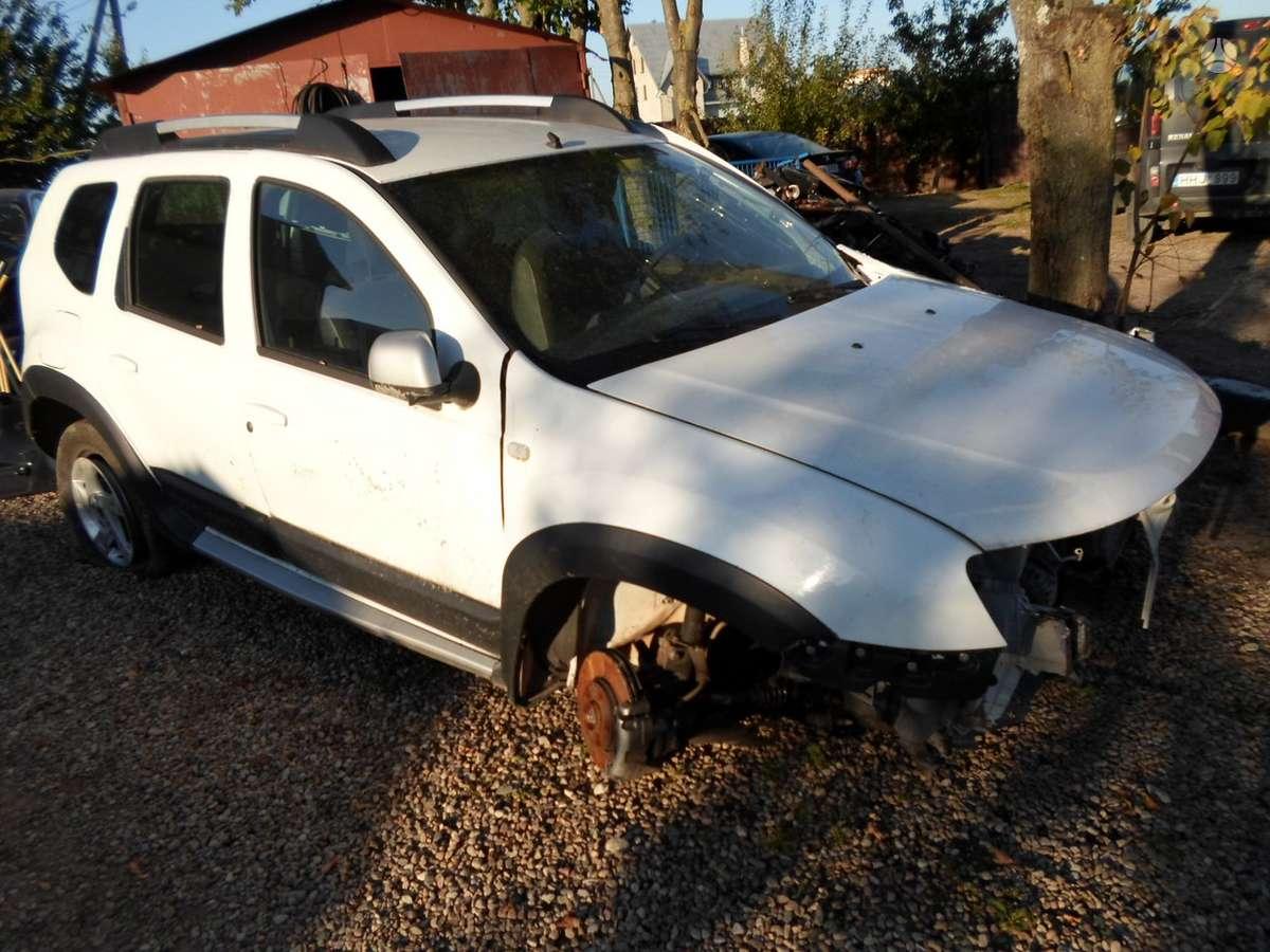 Dacia Duster. 4 wd