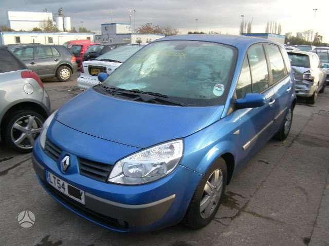 Renault Scenic. 1.4  1.9dci